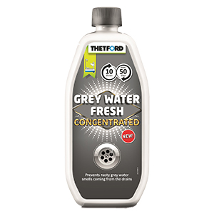 accessoires TRIGANO SERVICE GREY WATER FRESH CONCENTRED