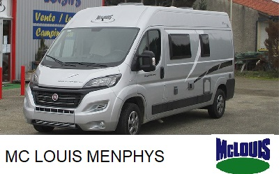 Camping car MC LOUIS MENPHYS 2019